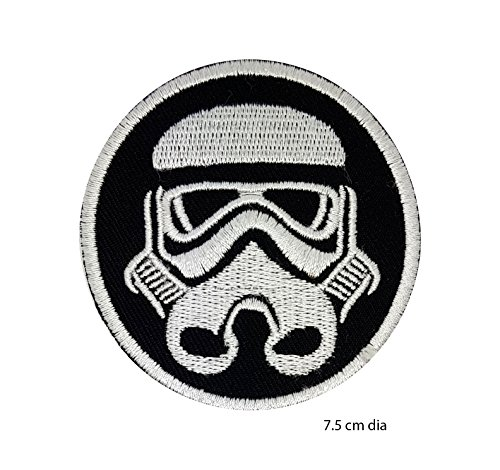 Star Wars Patches Ultimate Collection Superhero Movie TV FILME Charakter Patch Eisen...