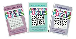 Anti-stress Puzzles Pack
