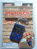 #6: Nintendo 1998 Mini Classics: Marios Cement Factory / Hand-Held Game W/Attached Keychain