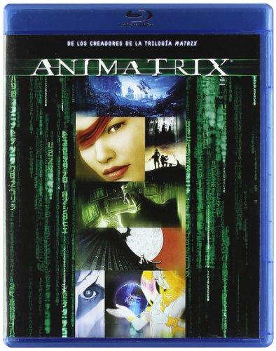 Animatrix [Blu-ray] 51NRIHWRCrL