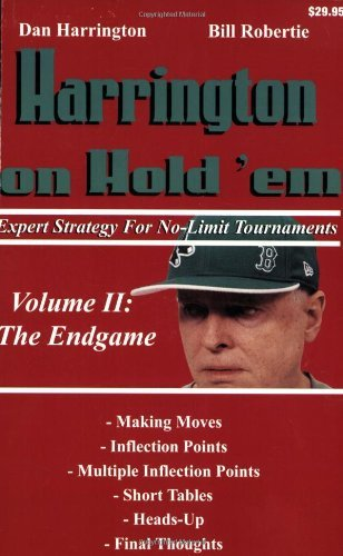 Harrington on Hold 'em Expert Strategy for No Limit Tournaments, Vol. II: The Endgame (English Edition)
