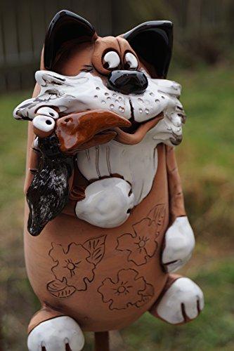 Gartendekoration Keramik, 1