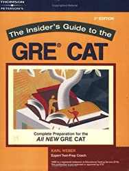 The Insider's Guide to the Gre Cat (Peterson's Insider's Guide to the GRE CAT)