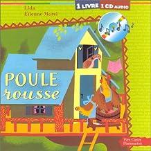 Poule rousse (1 livre + 1 CD audio)
