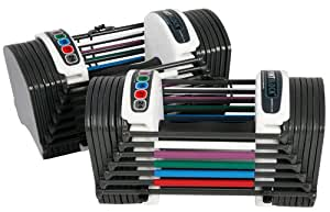 Power Block Sport 2.4 Adjustable Dumbbells