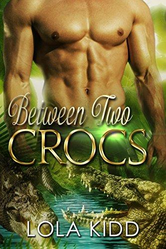 Between Two Crocs: BBW Shapshifter Romance (Safari Shifters Book 2) (English Edition)