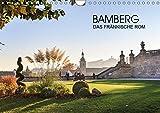 Bamberg - das fränkische Rom (Wandkalender 2019 DIN A4 quer): Impressionen der Dom- Stadt in Oberfranken (Monatskalende