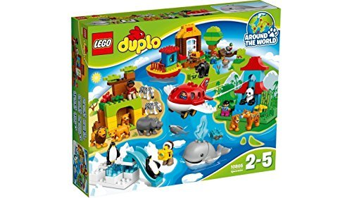 Preisvergleich Produktbild LEGO DUPLO 10805 Around the World by LEGO