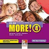 MORE! 4 DVD-ROM mit Schularbeiten-Training: Einzelplatzversion für Basic/Enriched/General