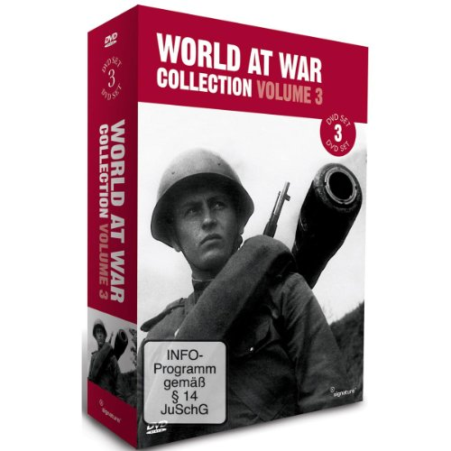 World At War Collection Vol. 3
