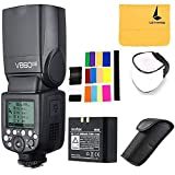 Best Nikon flash - Godox Ving V860II-N 2.4G TTL Li-on batteria fotocamera Review