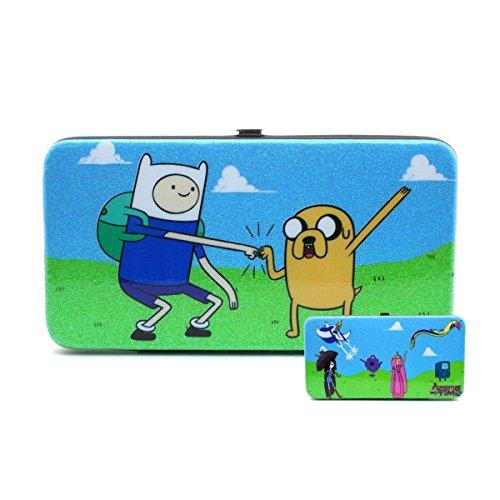 Adventure Time Jake & Finn Portefeuille Fantaisie