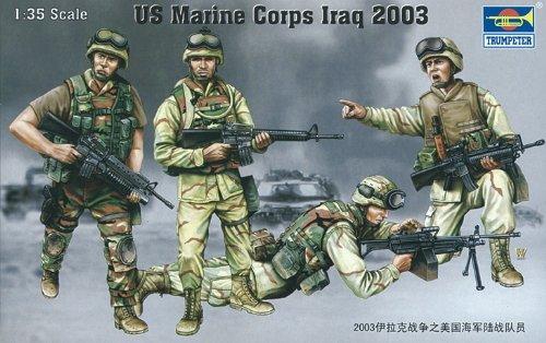 trumpeter-00407-modele-kit-us-marine-corps-irak-2003