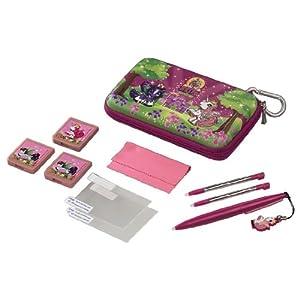 J-Straps Filly Fairy Starter Set für Nintendo 3DS, Nintendo DSi mit viel Zubehör