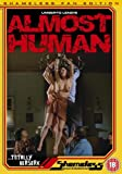 Almost Human - Fan Edition (with lenticular) [DVD] by Tomas Milian
