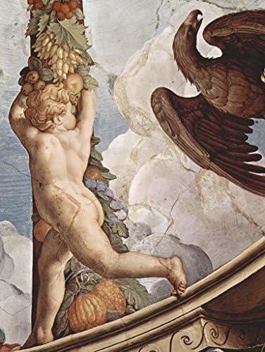 Lais Puzzle Angelo Bronzino - - - Guirlande avec Ange 1000 Pieces 802573