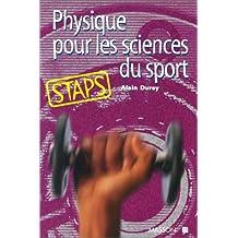 Physique pour les sciences du sport, STAPS