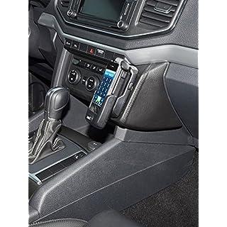 KUDA Telefonkonsole (LHD) für VW Amarok ab Bj. 2016 - Kunstleder schwarz
