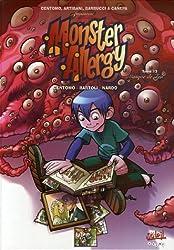 Monster Allergy, Tome 13 : Masque de feu