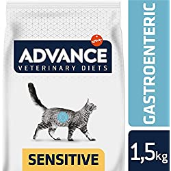 Advance Veterinary Diets Gastroenteric Sensitive Croquettes pour Chat 1,50 kg