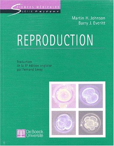 Reproduction par Martin-H Johnson