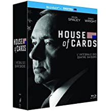 House of Cards - Intégrale saisons 1-2-3-4