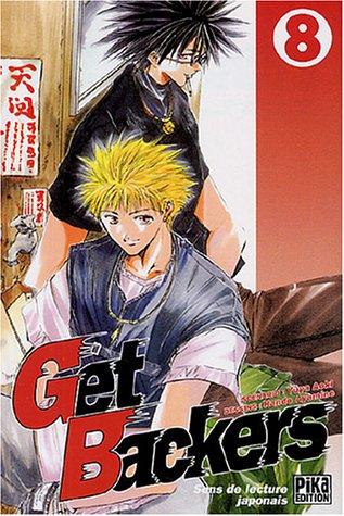 Get Backers Vol.8 par YUYA ; AYAMINE, RANDO AOKI