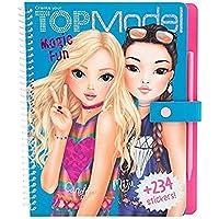 Top Model 0010015 - Cuaderno para colorear motivo Magic Fun