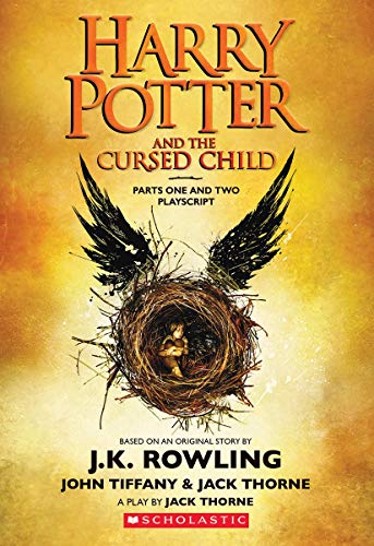 Pdf download harry potter and the cursed child parts one and two book details fandeluxe Gallery