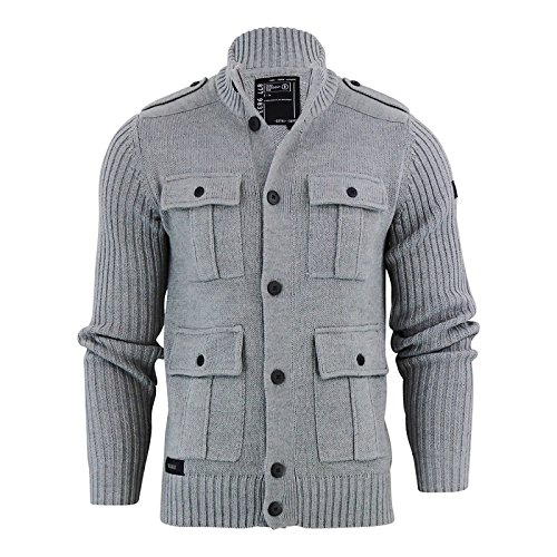 Dissident - Gilet - Homme Gris