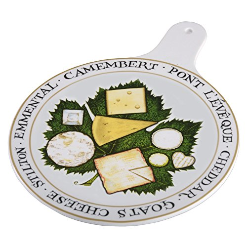 Clare Mackie per BIA The Cheese Board Tavoliere forma