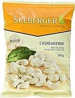 Seeberger Cashewkerne, 12er Pack (12 x 200 g)