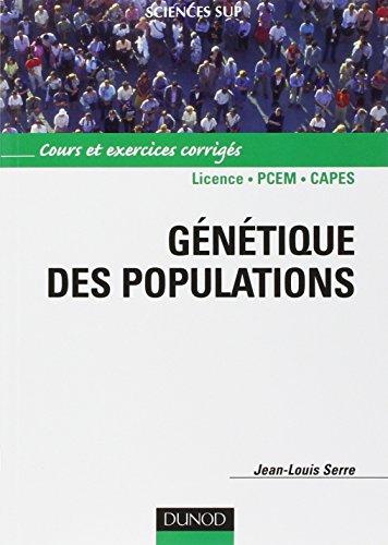 Gntique des populations