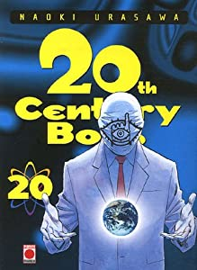 20th Century Boys Edition simple Tome 20