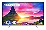"Samsung NU8005 82"" 4K Ultra HD Smart TV Wi-Fi Black, Silver LED TV - LED TVs (2.08 m (82""), 3840 x 2160 pixels, LED, Smart TV, Wi-Fi, Black, Silver)"