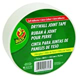 Duck Brand Drywall Joint Self-Adhesive Fiberglass Tape: 1-7/8 in. x 60 yds. (White)