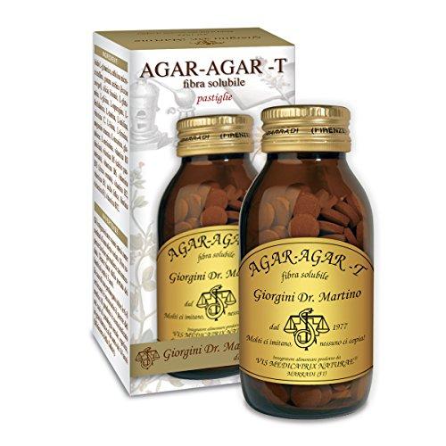 AGAR-AGAR-T 180 Tabletten -