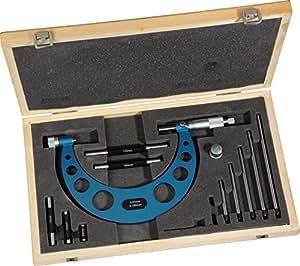 Sam Outillage 710-M5 Micromètre mécanique extérieur à rallonges