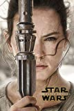 Pyramid intl - Poster Star Wars Episode 7 - Rey Teaser 61x91.5cm -...
