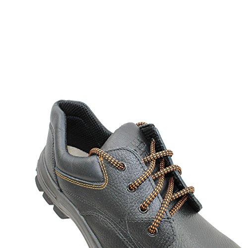 Lupriflex Trabalhar Profissionais De Uk Negócios Preto Liso De Sapatos Sapatos Sapatos S3 Sapatos Segurança Trekking De Src Sapatos qPqY4zrdn