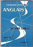 Anglais, seconde langue, classe de 3°