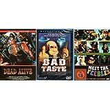 Peter Jackson Box - 3-Disc Set - Braindead-Meet The Feebles-Bad Taste - UNCUT