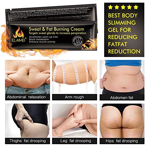 51NRW1Z5QRL - Crema caliente, Abs Extreme 4D Liposuction Body Slim Cream, Anti celulitis Abdomen Cuerpo orgánico natural Tratamiento adelgazante para moldear la cintura, Abdomen y glúteos (10 unidades/caja)