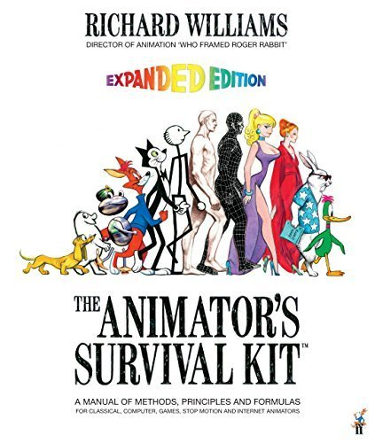 The Animator's Survival Kit: A Manual of Methods, Principles and Formulas for Classical, Computer, Games, Stop Motion and Internet Animators Hardcover December, 2009