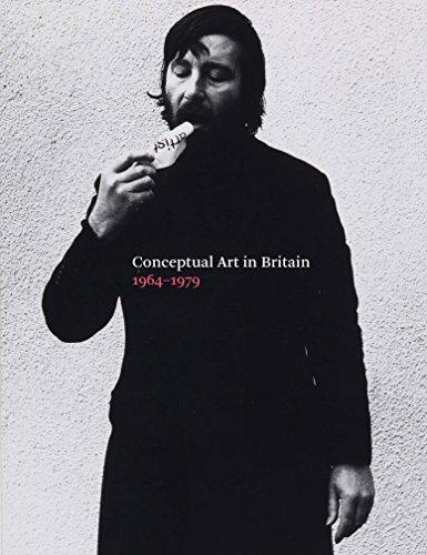 Conceptual Art in Britain 1964-1979 par Andrew Wilson