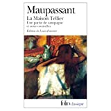 Maison Tellier - French & European Pubns - 01/06/1961