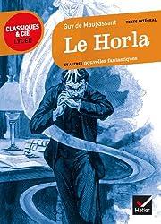 Le Horla et autres nouvelles fantastiques