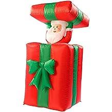 Suchergebnis auf f r aufblasbare weihnachtsdeko - Amazon weihnachtsdeko ...