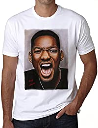 Will Smith 1 T-shirt,cadeau,Homme,Blanc,t shirt homme