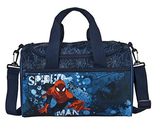 Spiderman Schulranzenset 21-tlg. Schultüte, Sporttasche, Schüleretui gefüllt, Regen/Sicherheitshülle SPON8251 - 5